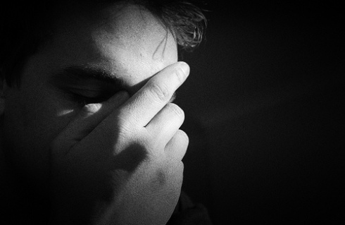κατάθλιψις