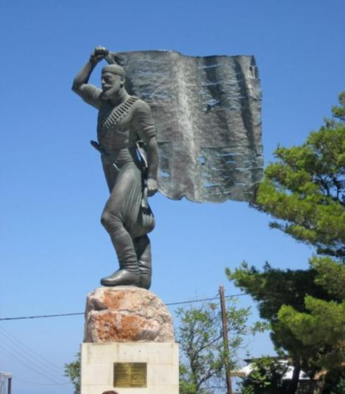30 Αὐγούστου 1866. Ἄφιξις στὴν Κρήτη τοῦ Μουσταφᾶ πασᾶ.