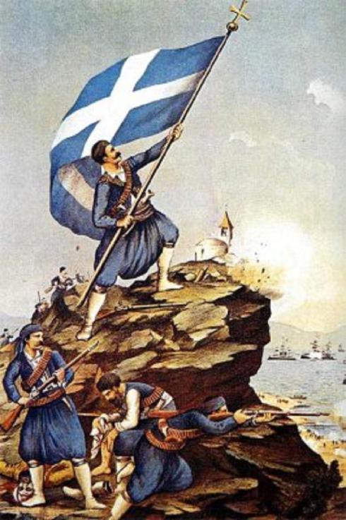 5 Μαΐου 1821. Ἡ ἐπανάστασις ξεκινᾶ στὴν Σαντορίνη.