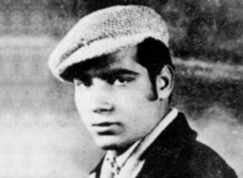 Εὐαγόρας Παλληκαρίδης. (1938-1957)