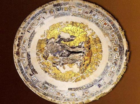 Ἀνδρόνικος. «Εἶχα λοιπὸν βρεῖ, τὸν πρῶτο ἀσύλητο μακεδονικό τάφο!»11