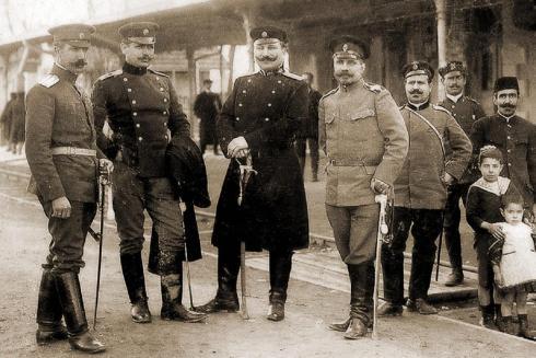 18 Ἰουνίου 1913. Οἱ Βούλγαροι ἀρνοῦνται νὰ βγοῦν ἀπὸ τὴν Θεσσαλονίκη.