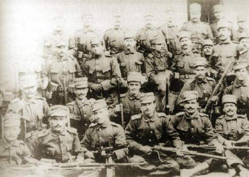 18 Ἰουνίου 1913. Ἀνοίγει ἡ αὐλαία τοῦ Ἑλληνοβουλγαρικοῦ πολέμου.