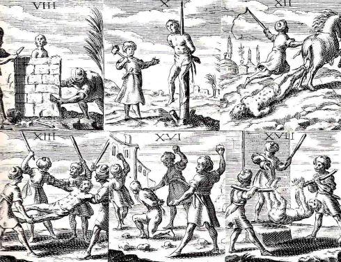 19 Μάϊου 1821, Θεσσαλονίκη.  Ξεκινᾶ ἡ μεγάλη σφαγή.