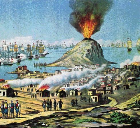 20 Ἰουνίου 1824. Ξεκινᾶ ἡ ἐπίθεσις κατὰ τῶν Ψαρῶν.