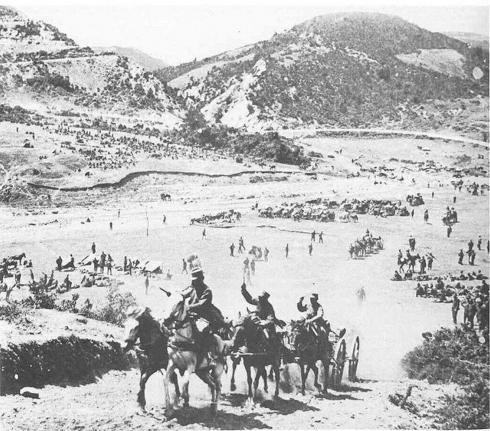25 Ἰουνίου 1913. Ἡ ἀπελευθέρωσις τοῦ ὅρους Κερκίνη.