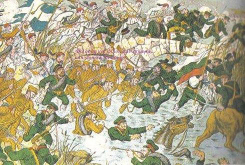 27 Ἰουνίου 1913. Ἡ ἀπελευθέρωσις τοῦ Σιδηροκάστρου.2α