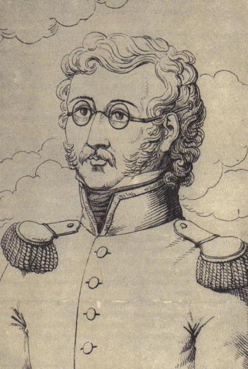 10 Μαΐου 1822. Ὁ στρατάρχης Μαυροκορδάτος.