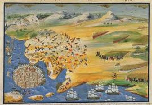 20 Ἰουλίου 1822. Ἀποτυχία ἀποβάσεως Τούρκων στὸ Βασιλάδι.