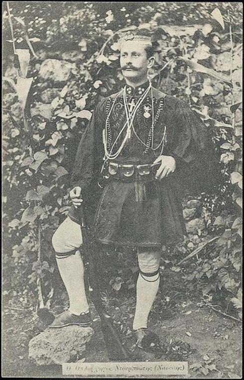 30 Ἰουνίου 1907. Ὁ Νικόλαος Δουμπιώτης ἐκδικεῖται τὴν δολοφονία τοῦ Τέλου Ἄγρα.