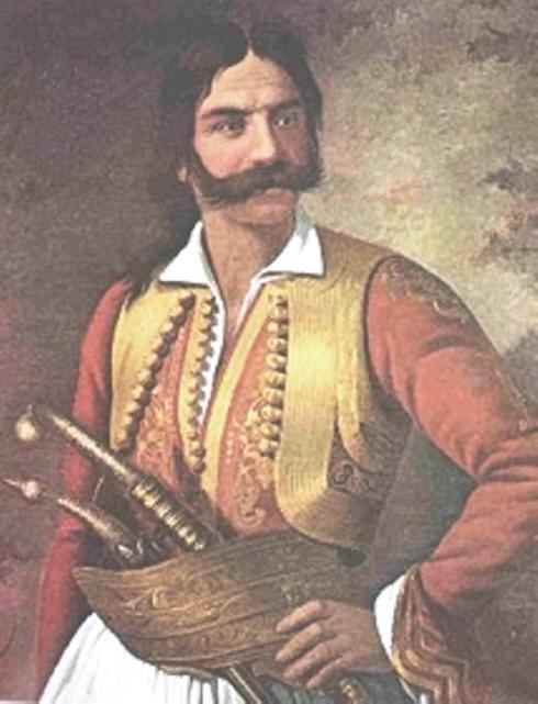 4 Ἰουλίου 1822. Ἡ θυσία τοῦ Κυριακούλη Μαυρομιχάλη.