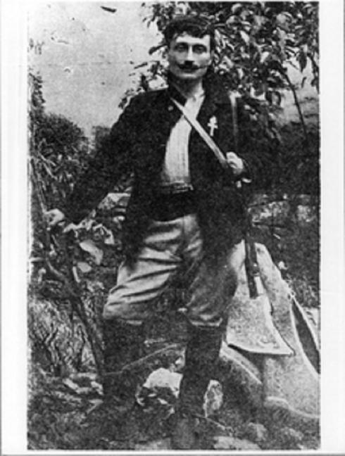 4 Ἰουλίου 1907. Τόμπρας καὶ Πλατανιᾶς σὲ σοβαρὴ συμπλοκὴ νικοῦν καὶ καταδιώκουν Βουλγάρους.
