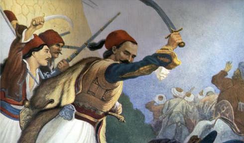 5 Ἰουλίου 1821. Ἡ νίκη τῶν Σαμιῶν κατὰ τοῦ ὀθωμανικοῦ στόλου.