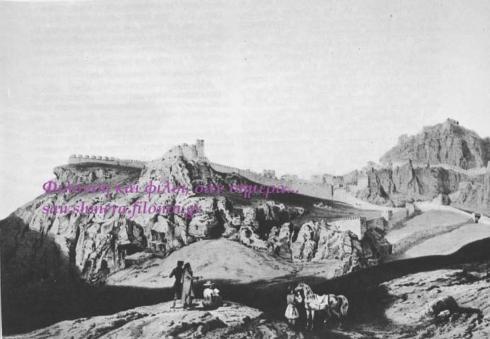 5 Ἰουλίου 1822. Ὁ Δράμαλης πατᾶ τὴν Πελοπόννησο.2