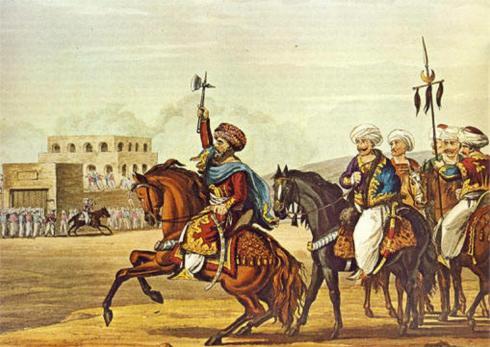 8 Ἰουλίου 1824. Ἡ μάχη τοῦ Λιδωρικίου.
