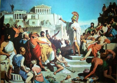 Οἱ πρόγονοί μας ἦσαν καλλίτεροι;